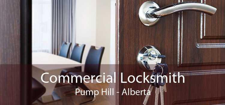 Commercial Locksmith Pump Hill - Alberta