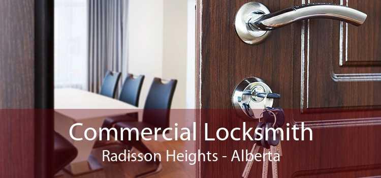 Commercial Locksmith Radisson Heights - Alberta