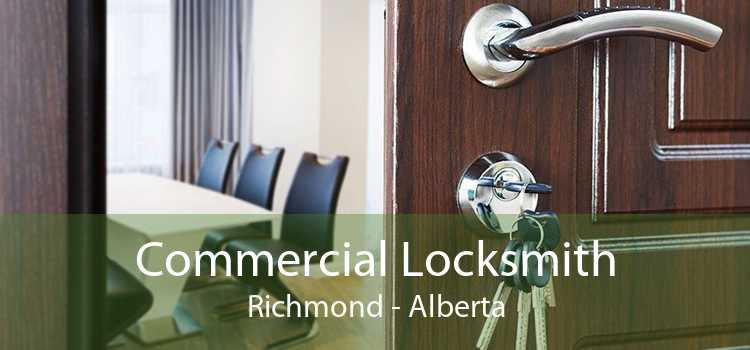 Commercial Locksmith Richmond - Alberta