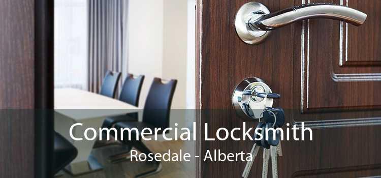 Commercial Locksmith Rosedale - Alberta