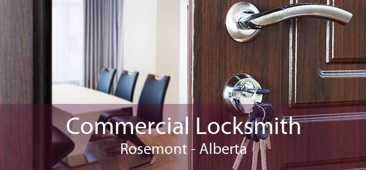 Commercial Locksmith Rosemont - Alberta