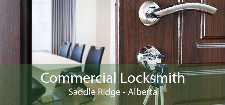 Commercial Locksmith Saddle Ridge - Alberta