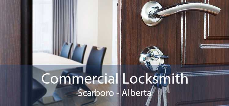 Commercial Locksmith Scarboro - Alberta