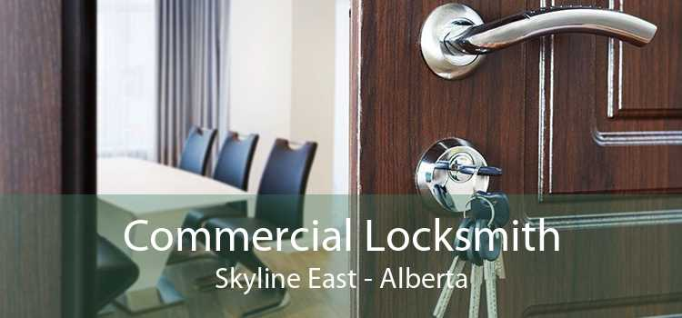 Commercial Locksmith Skyline East - Alberta