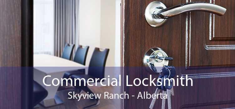 Commercial Locksmith Skyview Ranch - Alberta