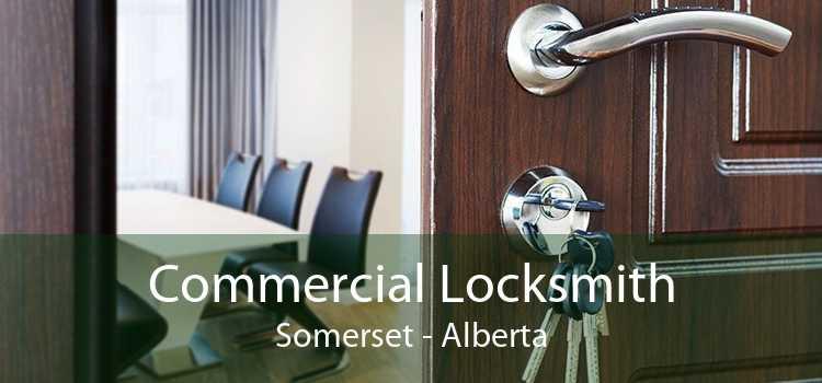 Commercial Locksmith Somerset - Alberta