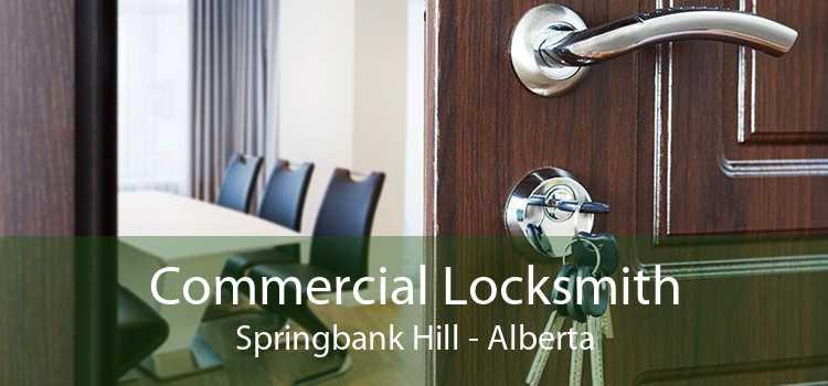 Commercial Locksmith Springbank Hill - Alberta