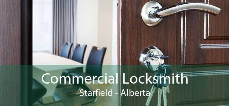 Commercial Locksmith Starfield - Alberta