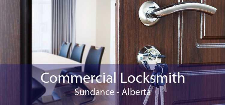 Commercial Locksmith Sundance - Alberta