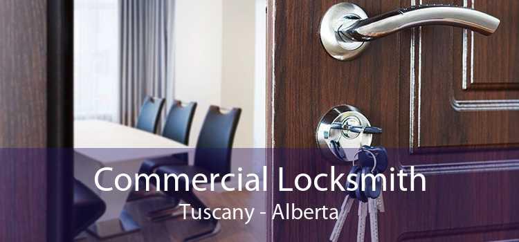 Commercial Locksmith Tuscany - Alberta