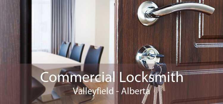 Commercial Locksmith Valleyfield - Alberta