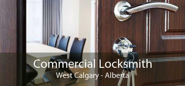 Commercial Locksmith West Calgary - Alberta