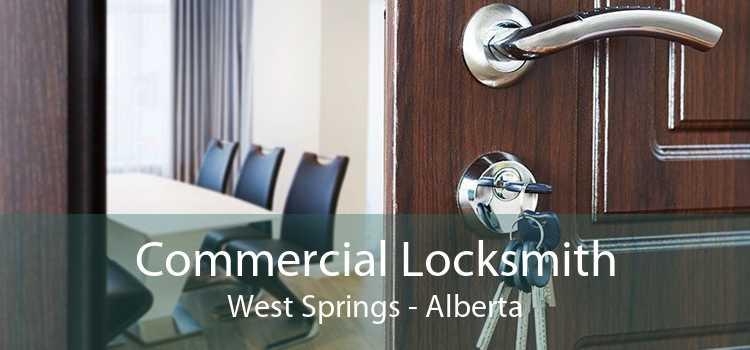 Commercial Locksmith West Springs - Alberta