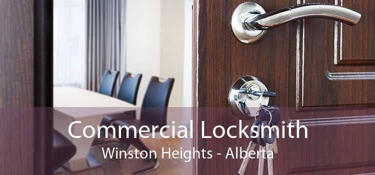 Commercial Locksmith Winston Heights - Alberta
