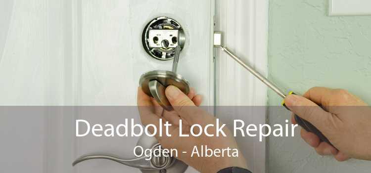 Deadbolt Lock Repair Ogden - Alberta