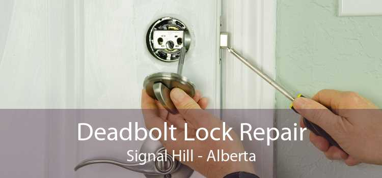 Deadbolt Lock Repair Signal Hill - Alberta