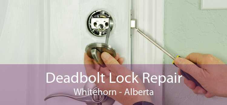 Deadbolt Lock Repair Whitehorn - Alberta
