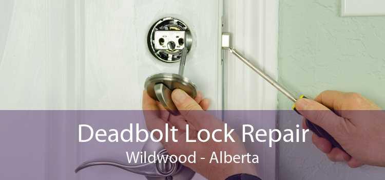 Deadbolt Lock Repair Wildwood - Alberta