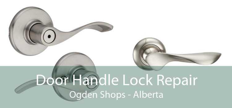 Door Handle Lock Repair Ogden Shops - Alberta