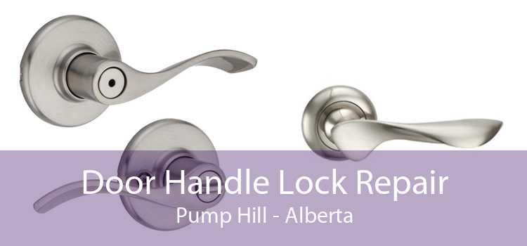 Door Handle Lock Repair Pump Hill - Alberta