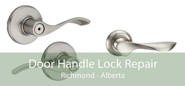 Door Handle Lock Repair Richmond - Alberta