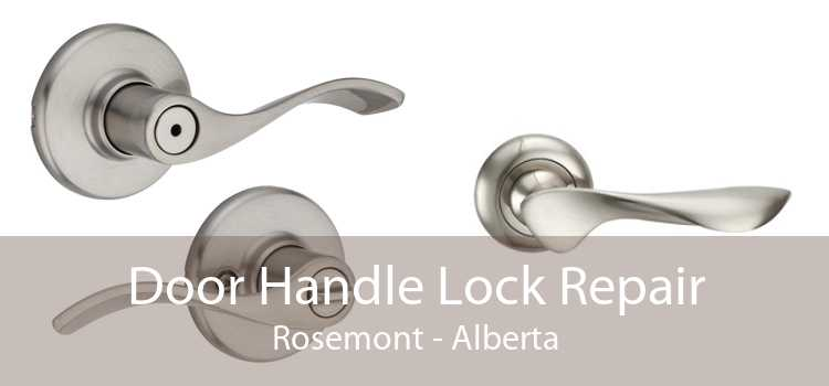 Door Handle Lock Repair Rosemont - Alberta