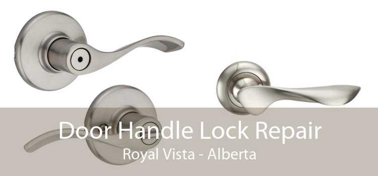 Door Handle Lock Repair Royal Vista - Alberta