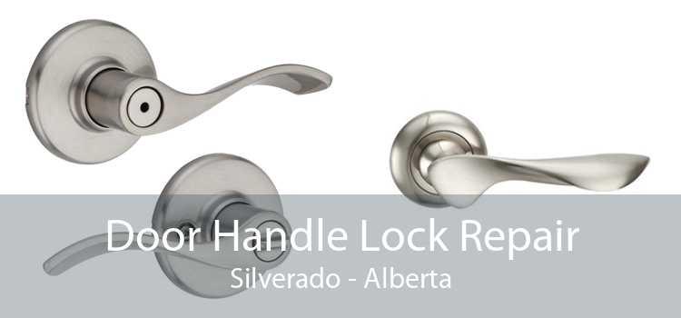 Door Handle Lock Repair Silverado - Alberta
