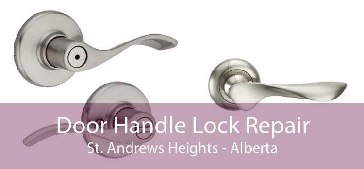 Door Handle Lock Repair St. Andrews Heights - Alberta