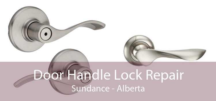 Door Handle Lock Repair Sundance - Alberta