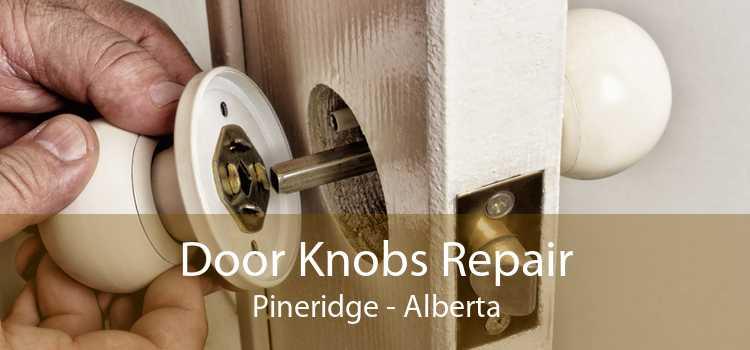 Door Knobs Repair Pineridge - Alberta