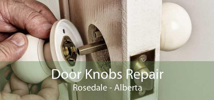 Door Knobs Repair Rosedale - Alberta