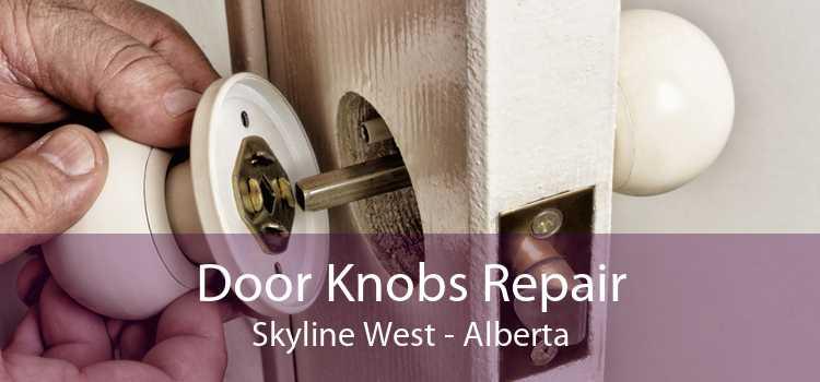 Door Knobs Repair Skyline West - Alberta