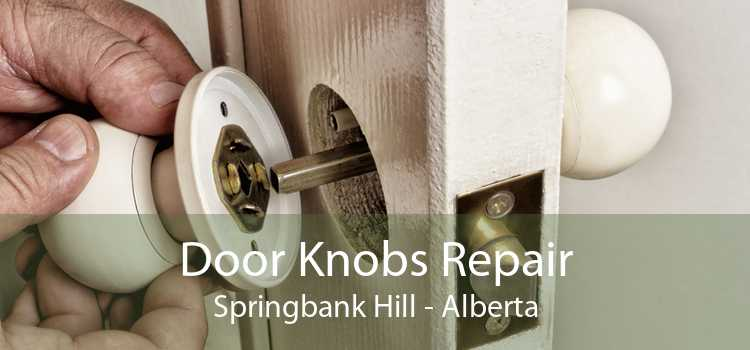 Door Knobs Repair Springbank Hill - Alberta