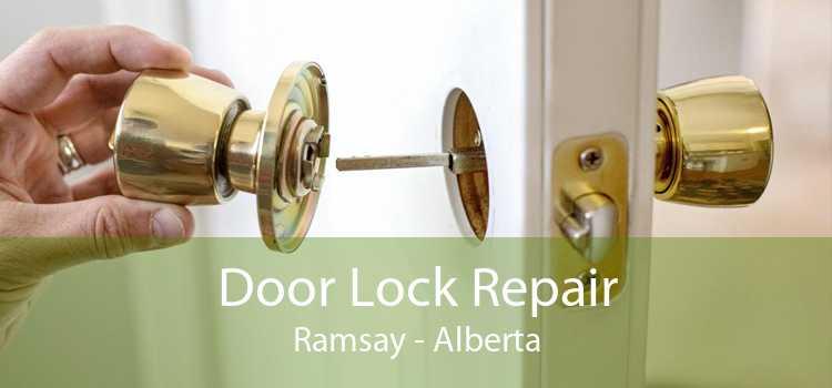 Door Lock Repair Ramsay - Alberta