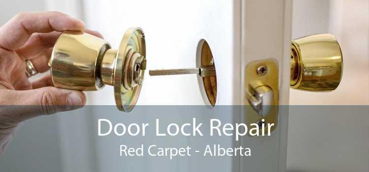 Door Lock Repair Red Carpet - Alberta