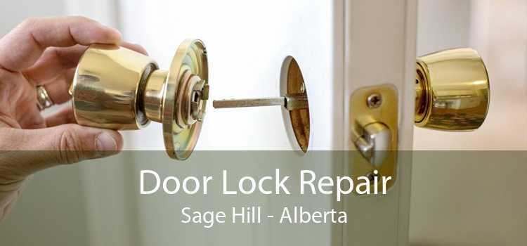 Door Lock Repair Sage Hill - Alberta