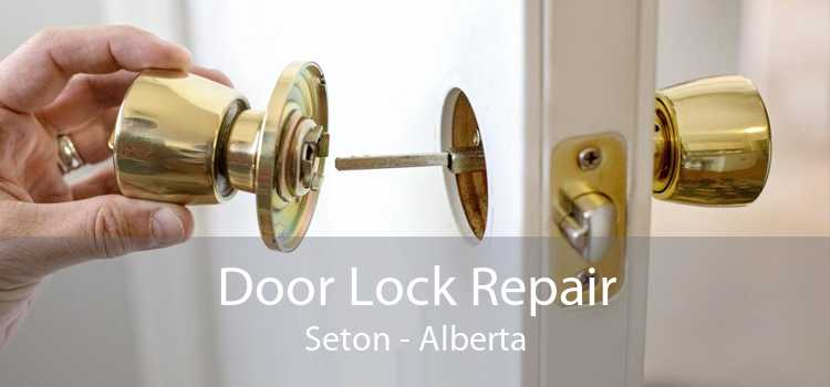 Door Lock Repair Seton - Alberta