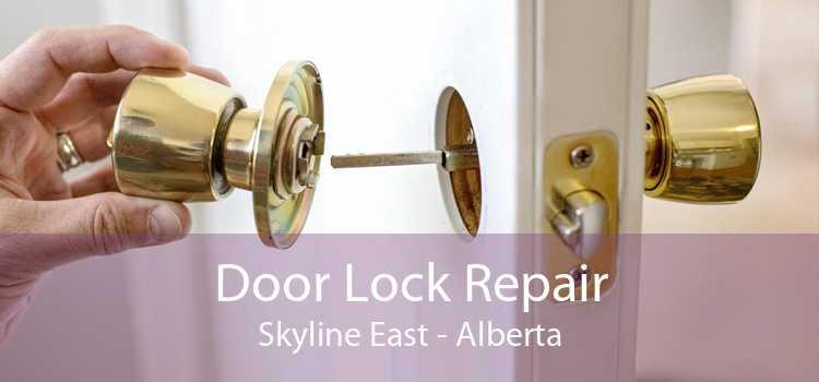 Door Lock Repair Skyline East - Alberta