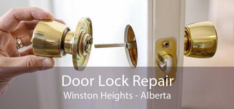 Door Lock Repair Winston Heights - Alberta