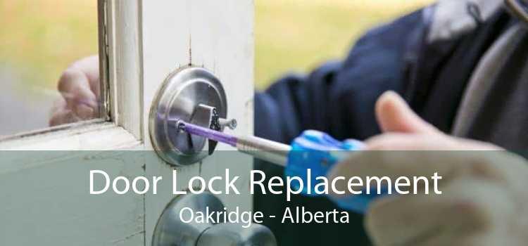 Door Lock Replacement Oakridge - Alberta