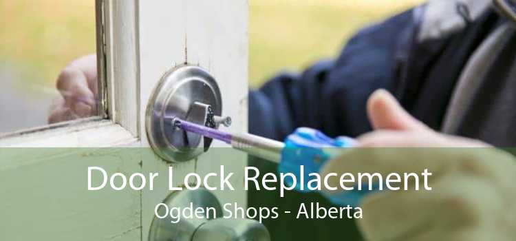 Door Lock Replacement Ogden Shops - Alberta