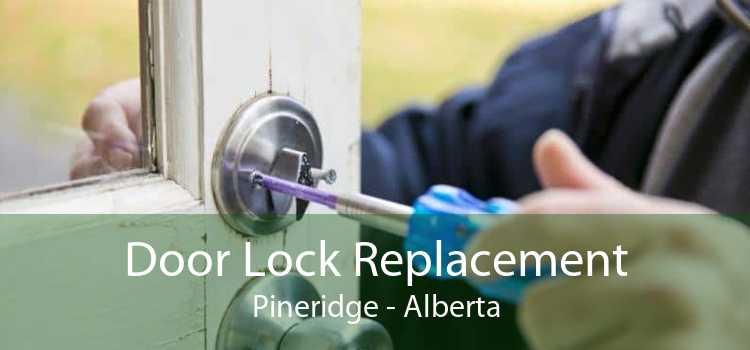 Door Lock Replacement Pineridge - Alberta