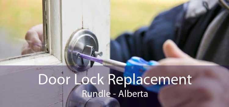 Door Lock Replacement Rundle - Alberta
