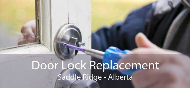 Door Lock Replacement Saddle Ridge - Alberta