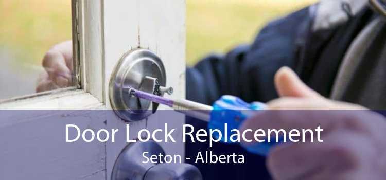 Door Lock Replacement Seton - Alberta