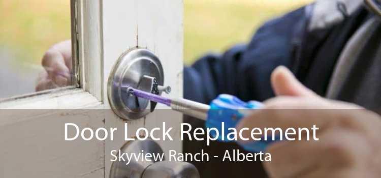 Door Lock Replacement Skyview Ranch - Alberta