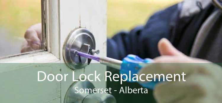 Door Lock Replacement Somerset - Alberta