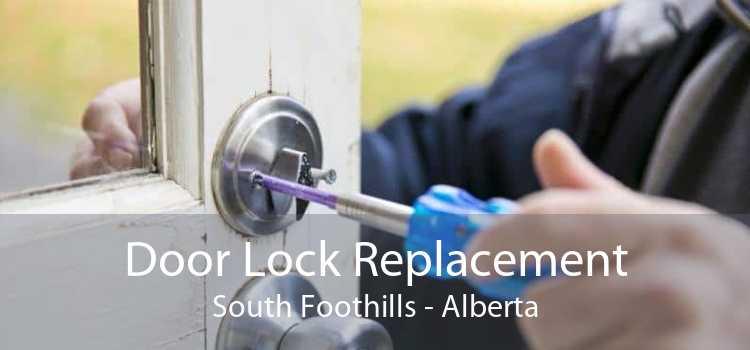 Door Lock Replacement South Foothills - Alberta