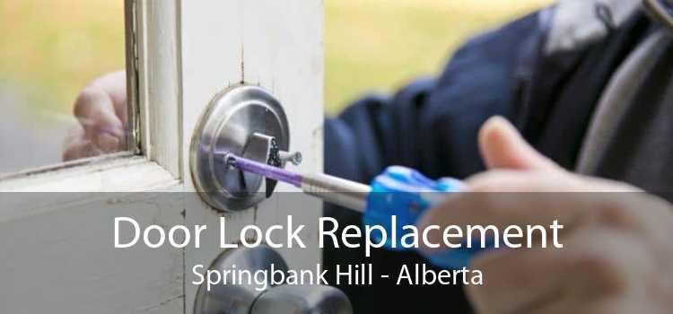 Door Lock Replacement Springbank Hill - Alberta